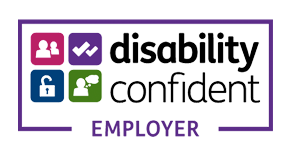 Logo: Disability Confident Employer